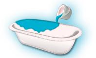 Наливная ванна в Поставах